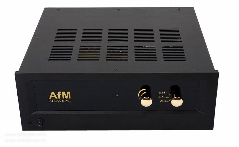 high end усилитель AfM модель R2