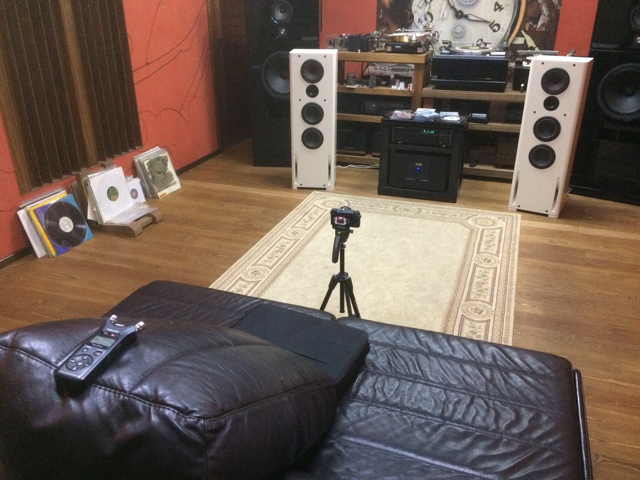 High End акустика AfM модель A3